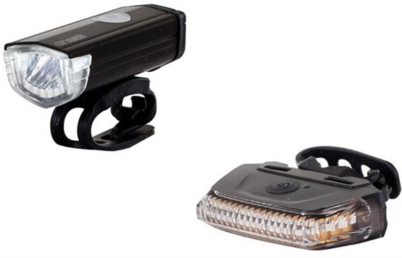 One23 Flash & Wrap Twinpack USB Rechargeable Light Set