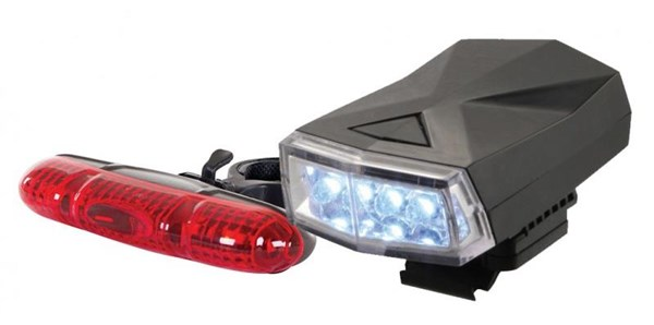 Image of ETC High Beamer & Tail Bright Five Twinpack Light Set