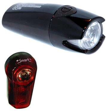 Out of Stock Sorry  you missed it  But you still have options Smart Lunar 60 Lux Front with 1 2 Watt Rear Light Set at Tredz Bikes . Lunar Lighting Uk. Home Design Ideas