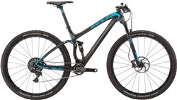 Edict 1 Mountain Bike 2015 - Full Suspension MTB