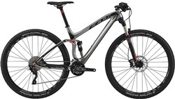 Edict 3 Mountain Bike 2015 - Full Suspension MTB