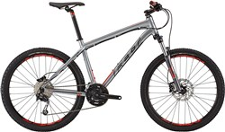 Six 60 Mountain Bike 2015 - Hardtail MTB
