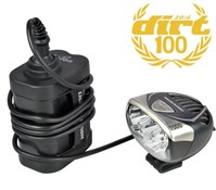 Seca 2000 6 Cell Enduro Rechargeable Front Light System