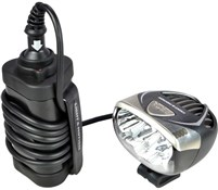 Seca 2000 3 Cell Rechargeable Front Light System