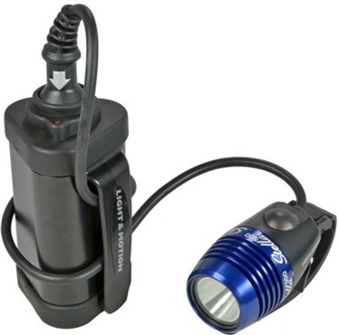Light and Motion Stella 500 Rechargeable Bike Light System