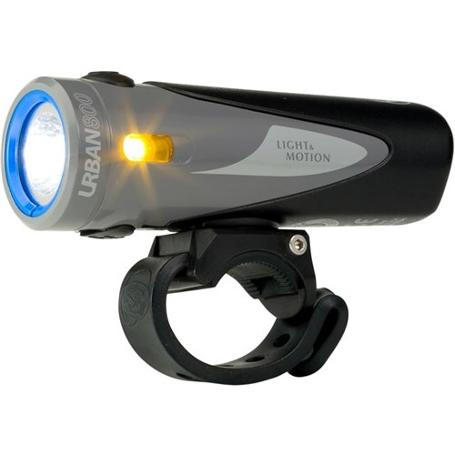 Light and Motion Urban 800 USB Rechargeable Front Light System
