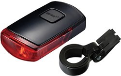 Vista 0.5 Watt Hi-Power Red LED Light With Batteries and Bracket