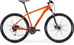 Big Nine Alloy 100 Mountain Bike 2015 - Hardtail MTB