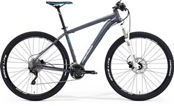 Big Nine Alloy 600 Mountain Bike 2015 - Hardtail MTB