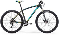 Big Nine Alloy 800 Mountain Bike 2015 - Hardtail MTB