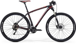 Big Nine Carbon 1000 Mountain Bike 2015 - Hardtail MTB