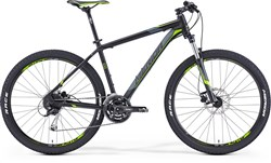 Big Seven Alloy 100 Mountain Bike 2015 - Hardtail MTB