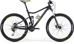 One Twenty 7 500 Mountain Bike 2015 - Full Suspension MTB