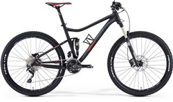 One Twenty 7 600 Mountain Bike 2015 - Full Suspension MTB