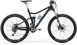 One Twenty 7 800 Mountain Bike 2015 - Full Suspension MTB