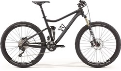 Merida One Twenty 7 XT Edition Mountain Bike 2015 - Full Suspension MTB