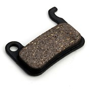 Product image for Clarks Disc Brake Pads w/Carbon for Shimano XTR/Saint/XT/SLX/Hone/LX/Deore/HDB