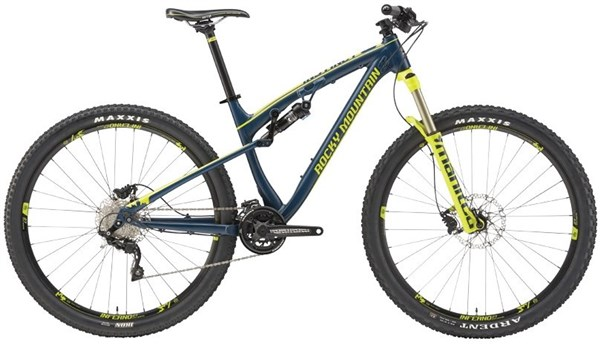 Rocky Mountain Instinct 930 Mountain Bike 2015 - Full Suspension MTB
