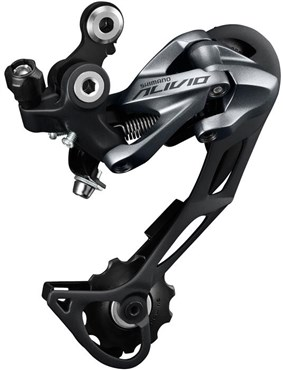 Shimano RD-M4000 Alivio 9-spd Shadow Design Rear Derailleur