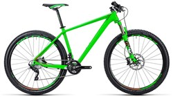 Cube Reaction GTC SL 27.5 Mountain Bike 2015 - Hardtail MTB