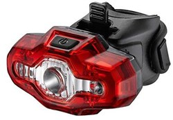Giant Numen Plus TL 2 USB Rechargeable Rear Light