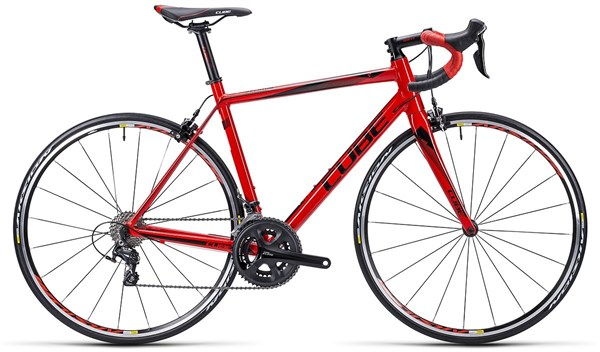 Buy Cube Peloton SL 2015  Road Bike at Tredz Bikes.