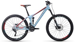 Cube Sting WLS 140 SL 27.5 Womens Mountain Bike 2015 - Full Suspension MTB