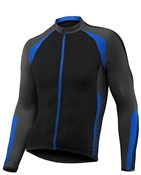 Streak Long Sleeve Cycling Jersey