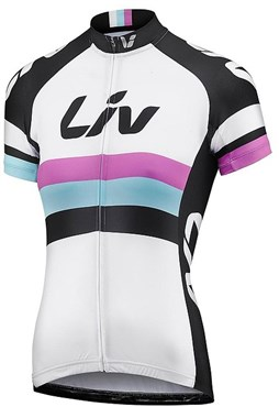 Giant Liv Womens Race Day Short Sleeve Cycling Jersey