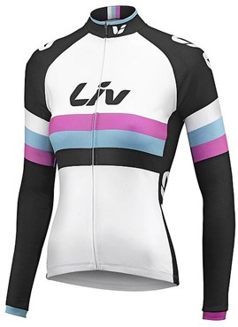 Giant Liv Womens Race Day Thermal Long Sleeve Cycling Jersey
