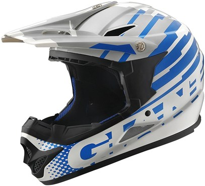 Image of Giant Factor DH MTB Off Road Cycling Full Face Helmet