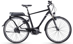 Delhi Hybrid Pro 2015 - Electric Bike