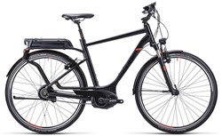Delhi Hybrid SL 2015 - Electric Bike