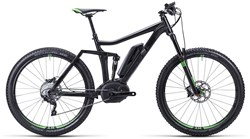 Stereo Hybrid 140 HPA Race 27.5 2015 - Electric Bike
