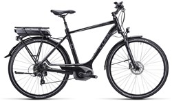 Town Hybrid 2015 - Electric Bike