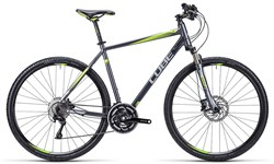 Cross Pro 2015 - Hybrid Sports Bike