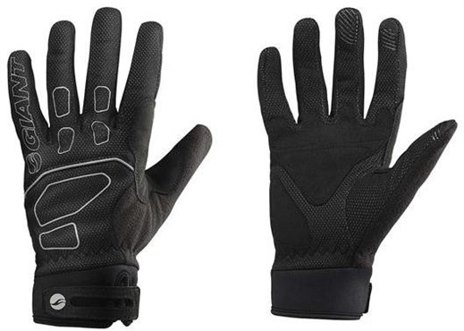 Giant Chill Long Finger Cycling Winter Gloves