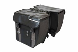 Hybrid Powered Bikes Horizontal Panniers