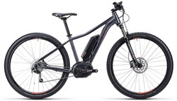 Cube Access WLS Hybrid Pro Womens 2015 - Electric Bike