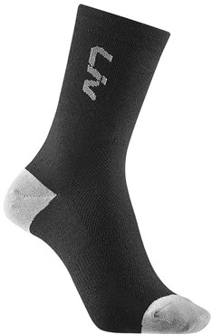 Image of Liv Womens Lux Merino Cycling Quarter Socks