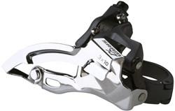Product image for SRAM X7 Front Derailleur - 3x10 High Direct Mount Compact Top Pull