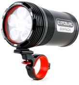 Six Pack Mk5 Rechargeable Front Light