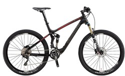 Ethanol 27.2 FS Trail Mountain Bike 2015 - Full Suspension MTB