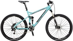 Jab 27.1 FS Mountain Bike 2015 - Full Suspension MTB