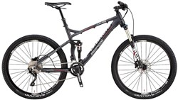 Jab 27.2 FS Mountain Bike 2015 - Full Suspension MTB