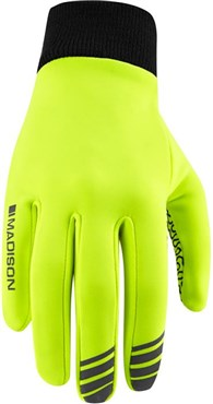 Madison Isoler Roubaix Mens Thermal Long Finger Cycling Gloves SS16