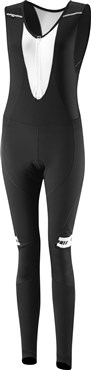 Image of Madison Womens Sportive Shield Softshell Cycling Bib Tights With Pad AW16