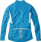 Madison Womens Sportive Thermal Roubaix Long Sleeve Cycling Jersey