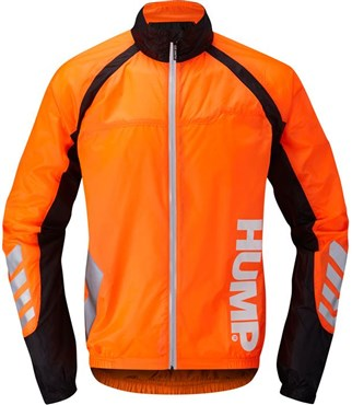 Hump Flash Mens Showerproof Cycling Jacket