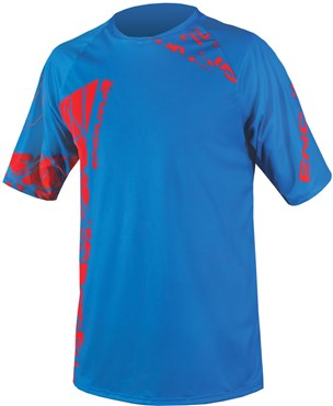 Image of Endura SingleTrack Print T Shirt  SS16